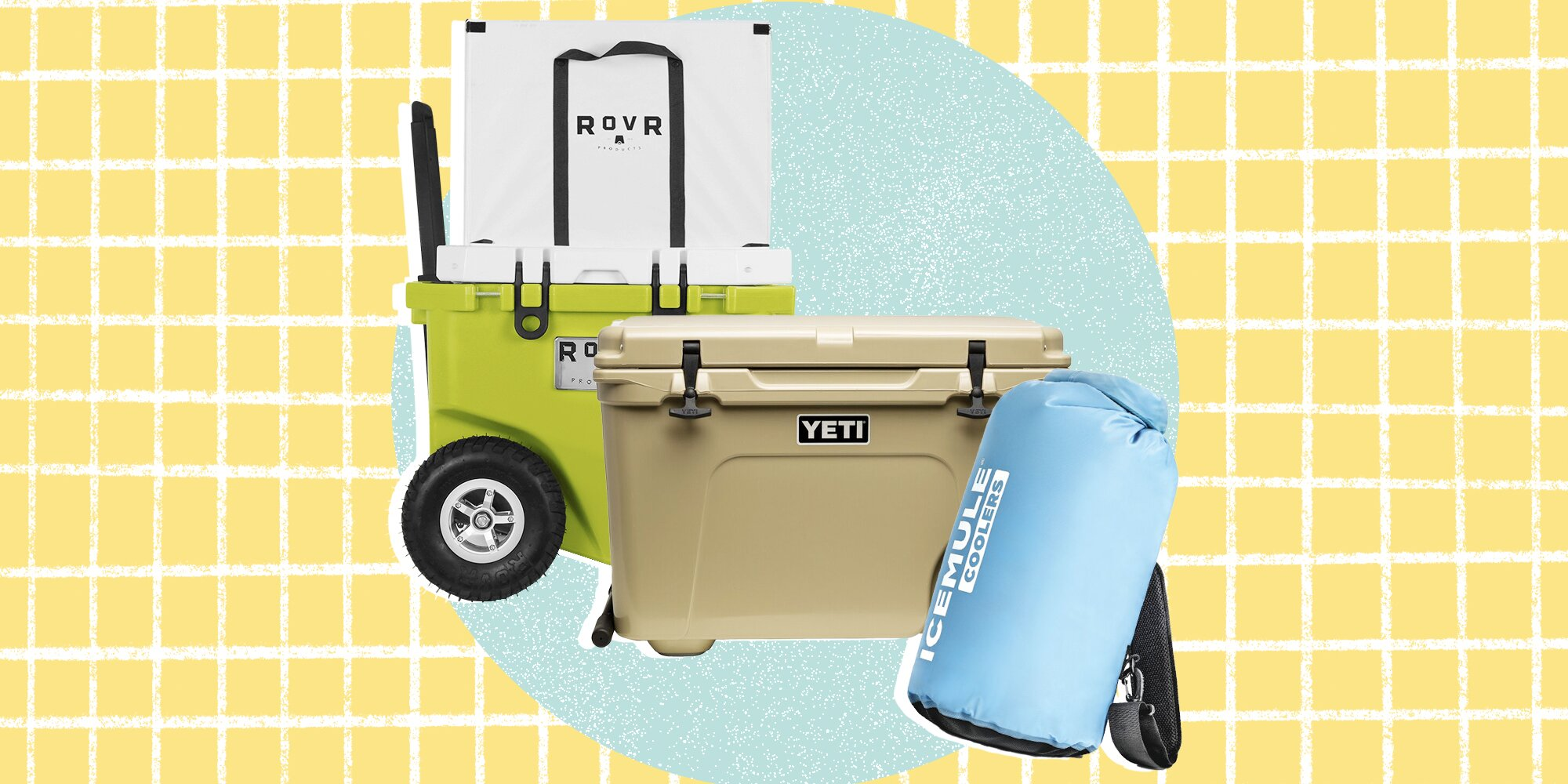 The Best Beach Coolers to Keep Your Food and Drinks Cold