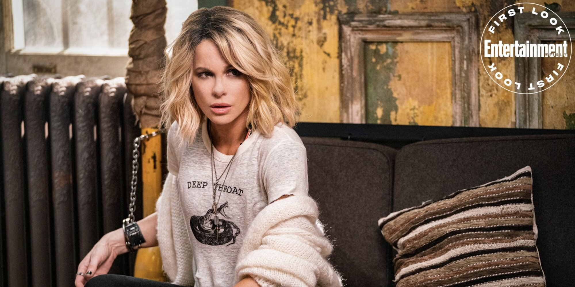 Kate Beckinsale has extreme anger issues in first look at action-thriller 'Jolt'