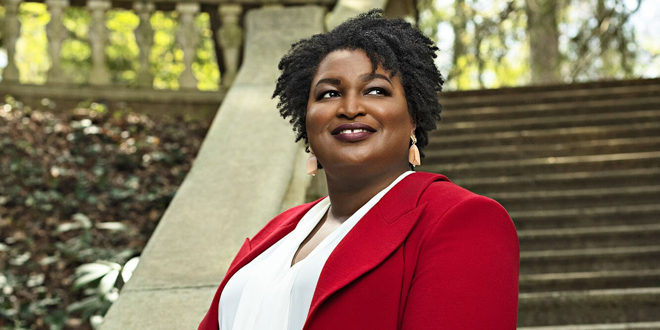 Stacey Abrams on 'While Justice Sleeps,' writing her first novel without a pen name