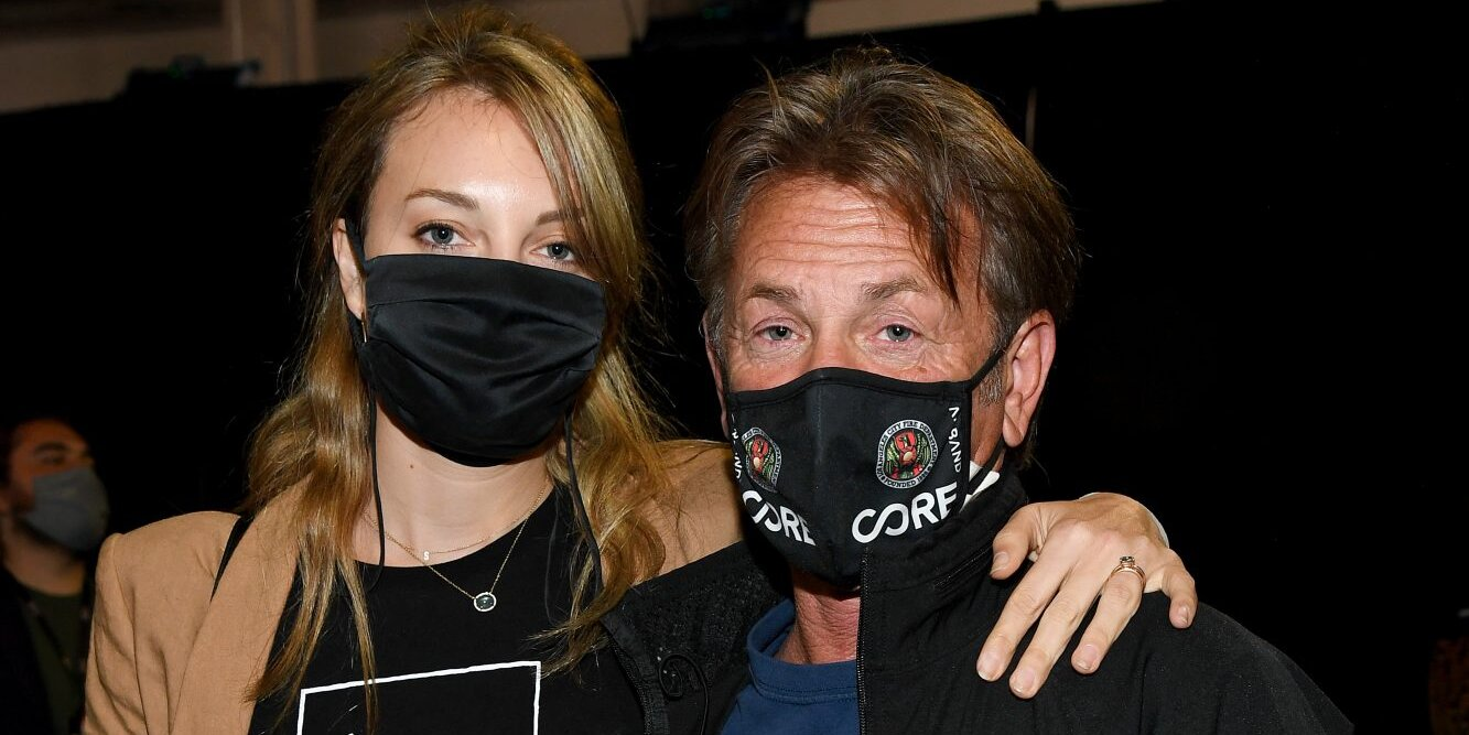 Sean Penn and Wife Leila George Have a Date Night at VAX Live Event Taping.jpg