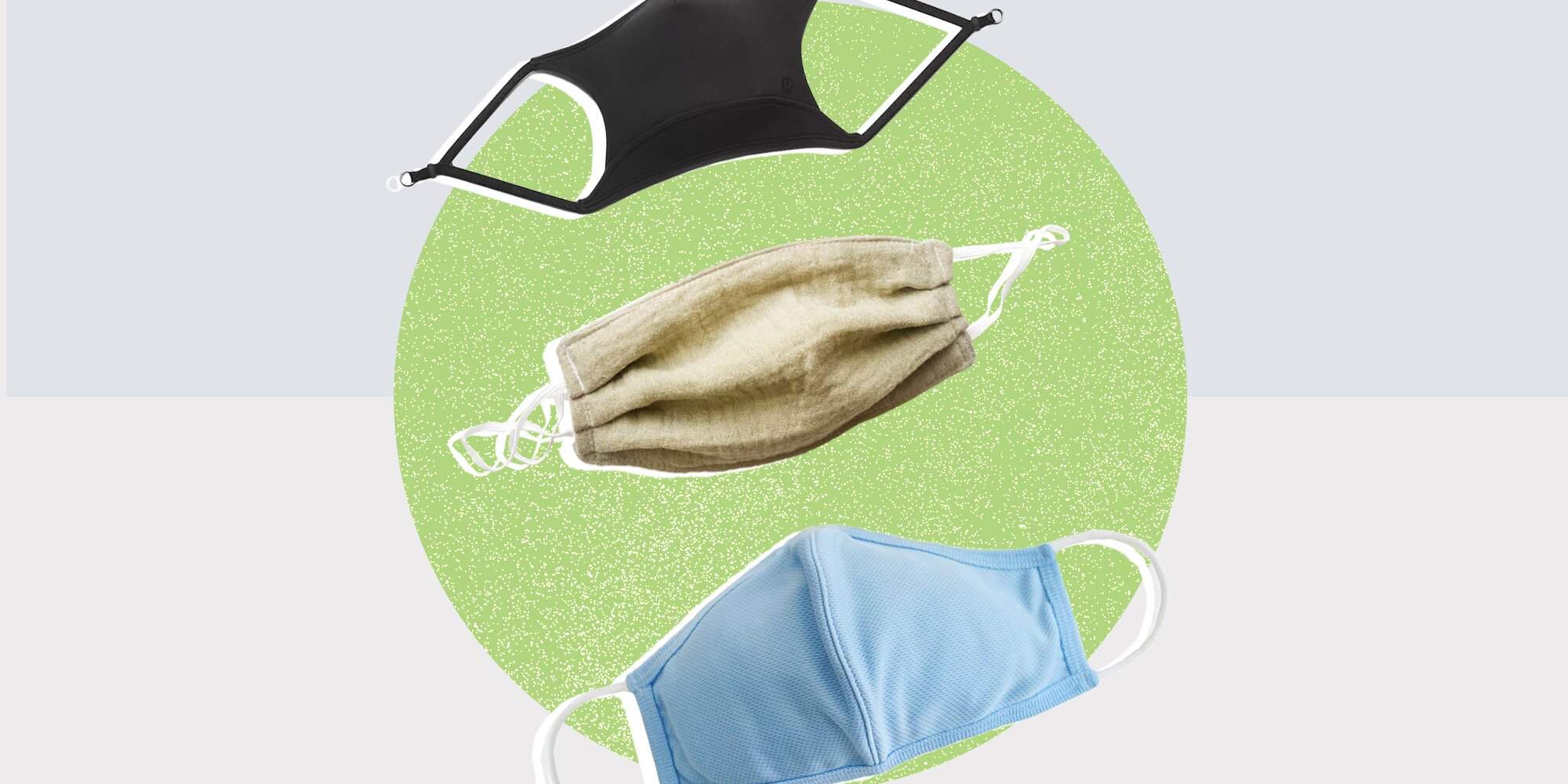 3 Lightweight Face Masks I'm Buying to Stay Cool and Protected This Summer