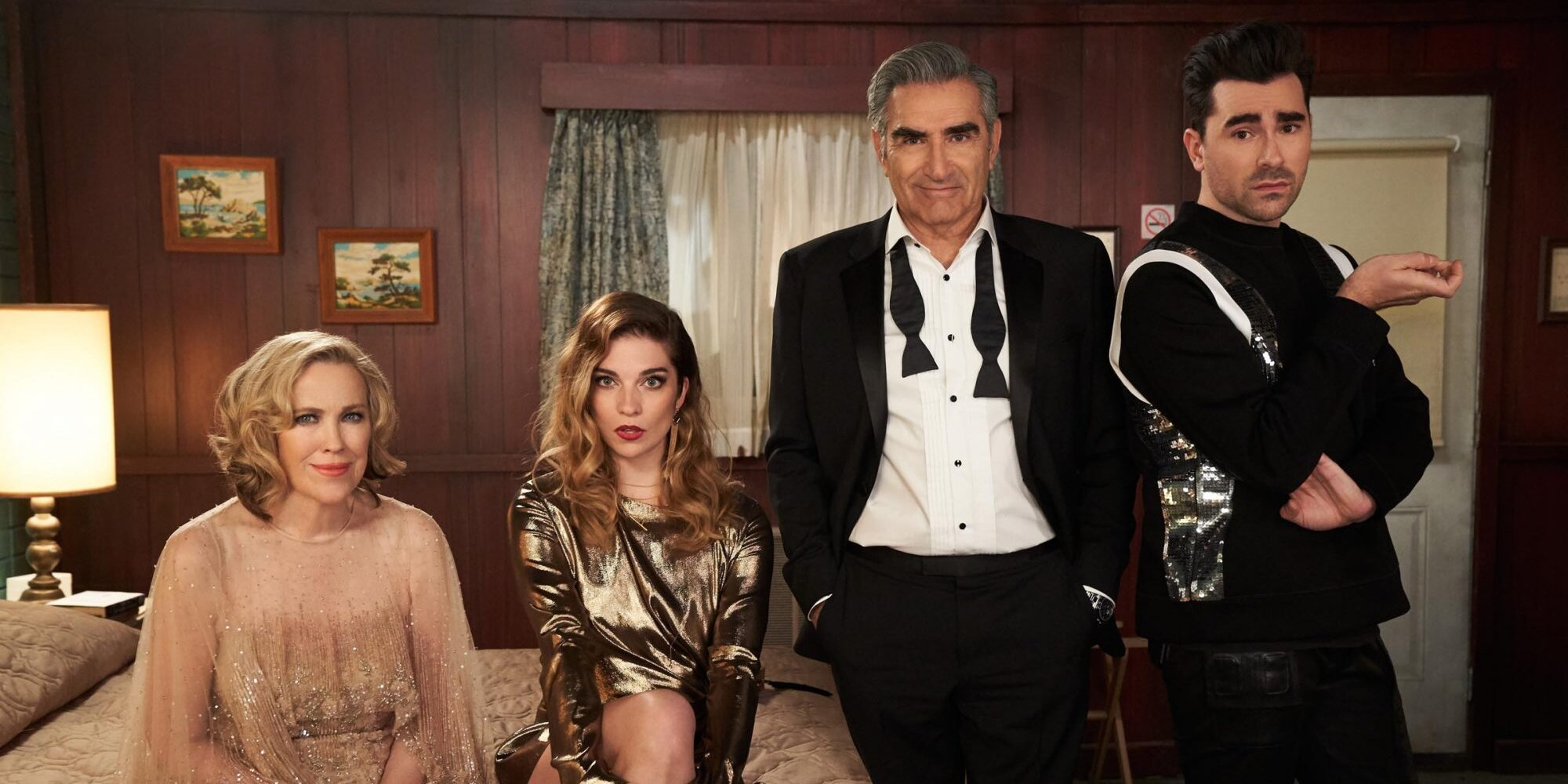 Exclusive: Go inside the official 'Schitt's Creek' tie-in book from Dan and Eugene Levy