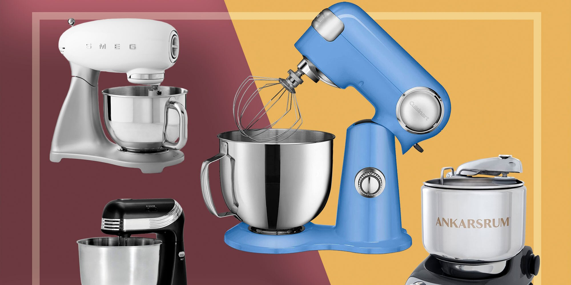The 10 Best Stand Mixers for Effortless Mixing, Kneading, and Whipping
