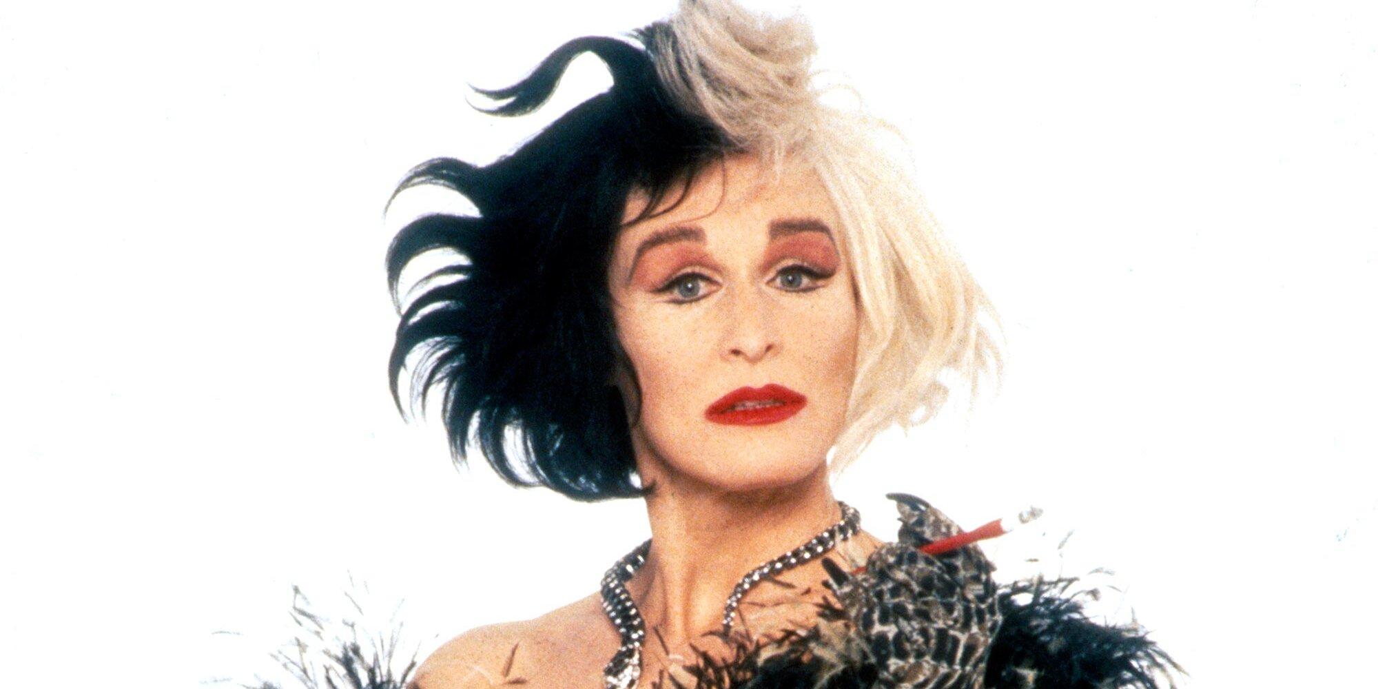 Glenn Close pitches Cruella de Vil sequel idea set in the sewers of NYC