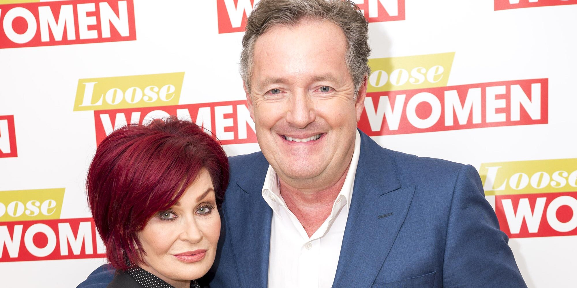 Piers Morgan says Sharon Osbourne was entitled to defend him 'without being deemed a racist'
