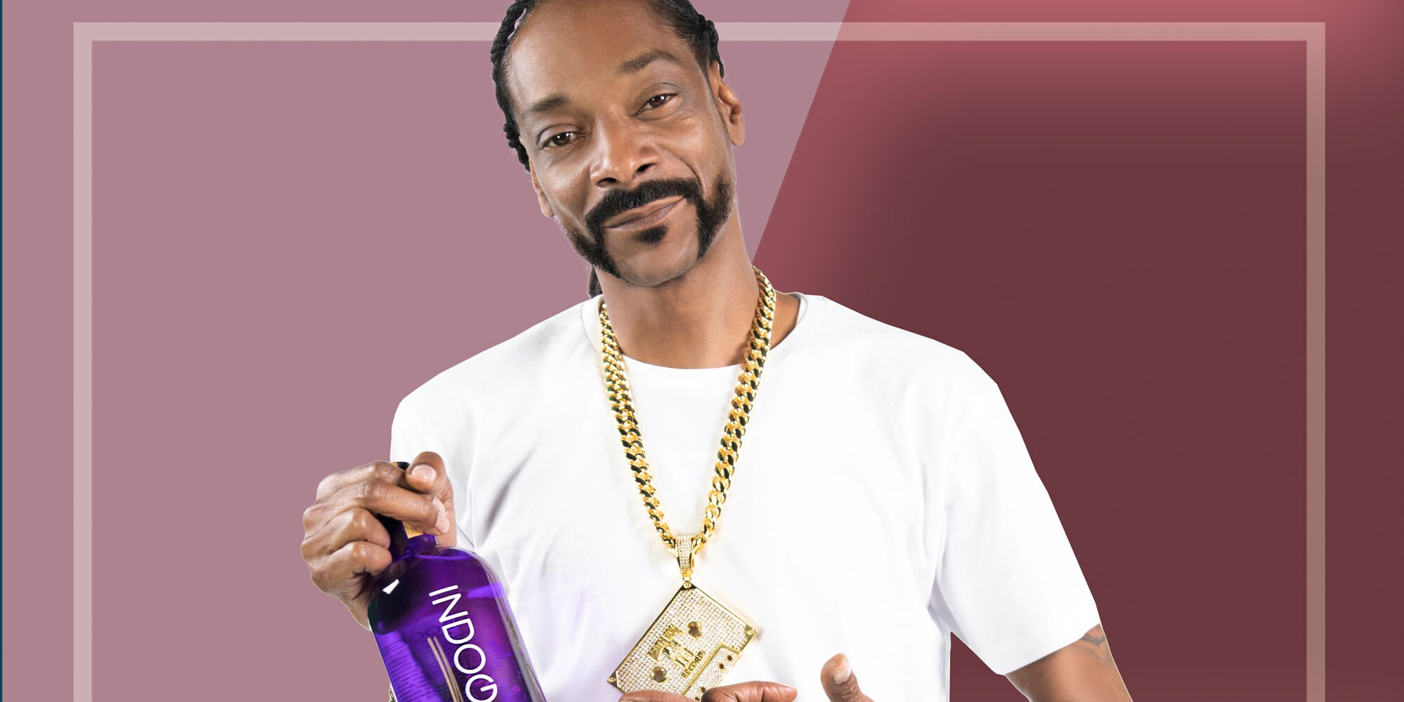 Snoop Dogg To Release His Own Strawberry Infused Gin Food Wine