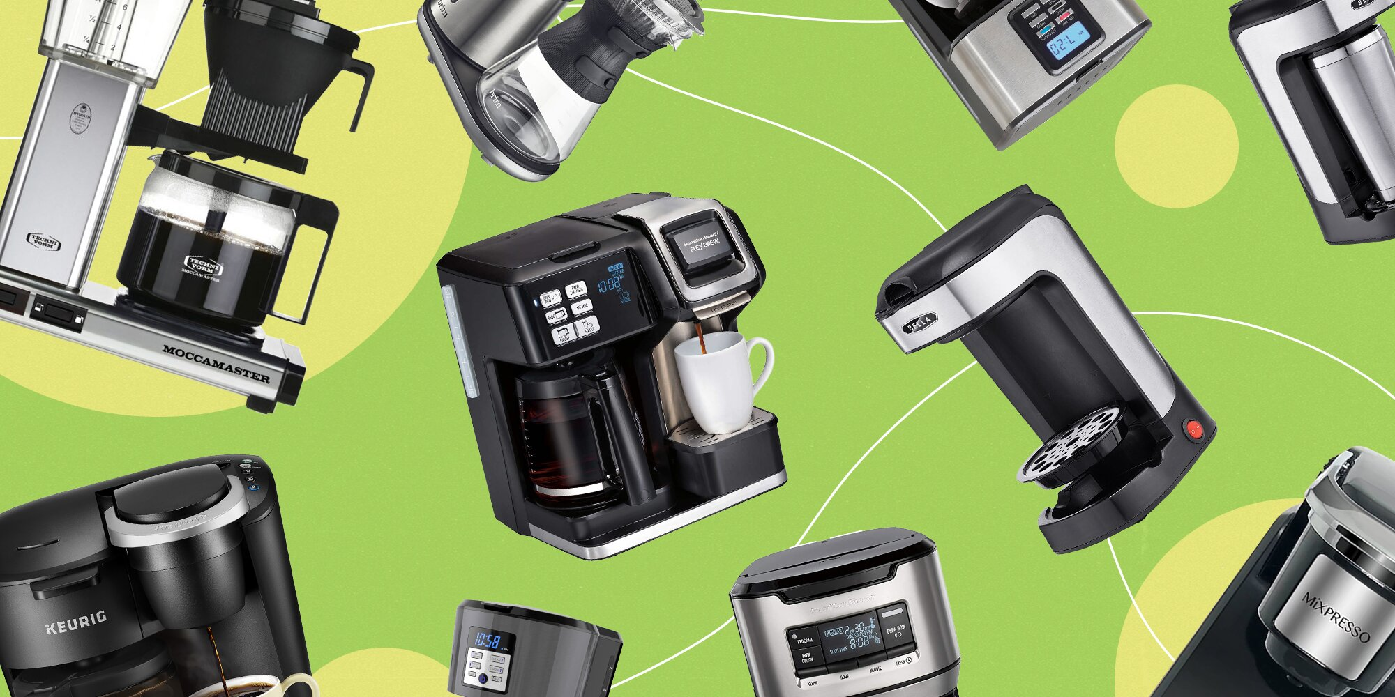 Best Drip Coffee Makers, According to Our Test Kitchen