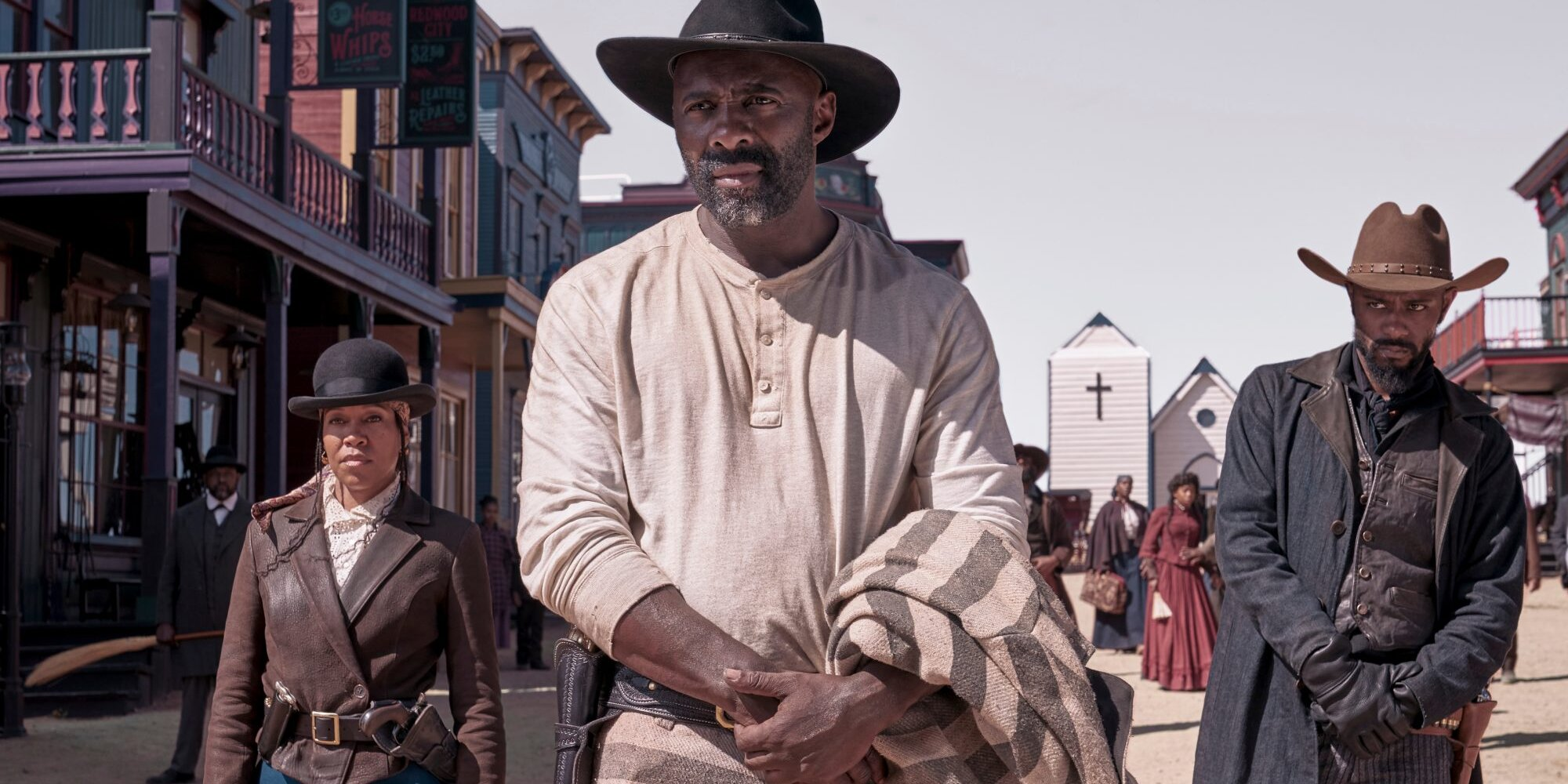 See Idris Elba and Regina King as Outlaws on the Run in The Harder They Fall Trailer.jpg