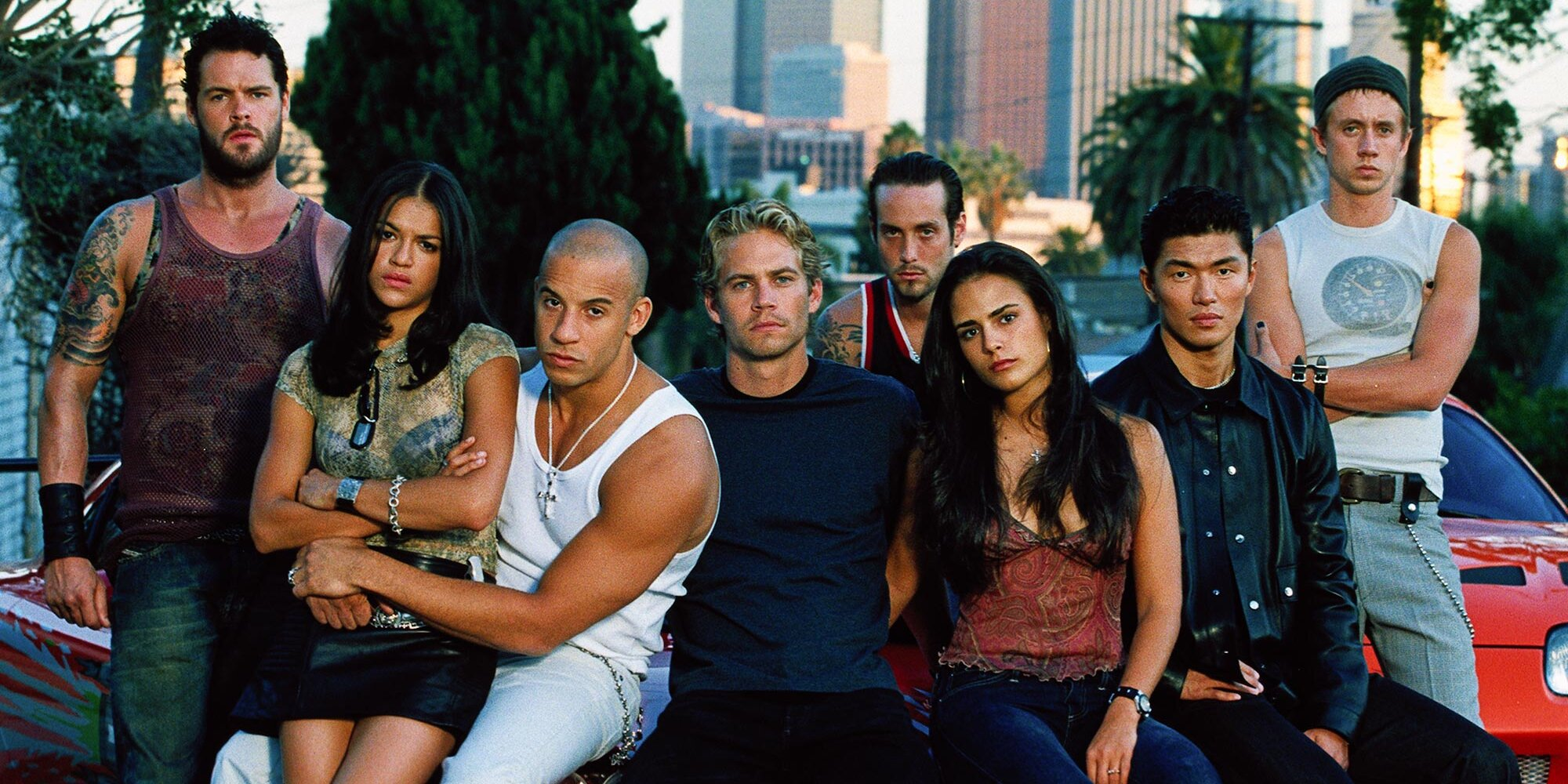 'F---, let's go do it': An oral history of 'The Fast and the Furious'