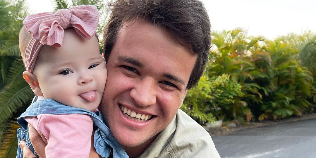 Bindi Irwin's Baby Grace Sticks Out Her Tongue in New 'Favourite' Photo with Chandler Powell.jpg