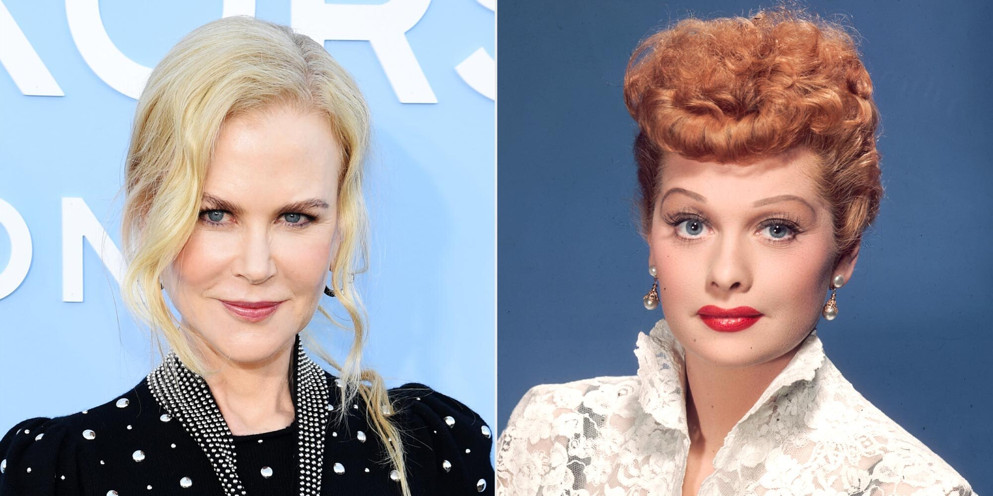 Nicole Kidman says she's 'way out of my comfort zone' as Lucille Ball: 'I'm never cast funny'.jpg