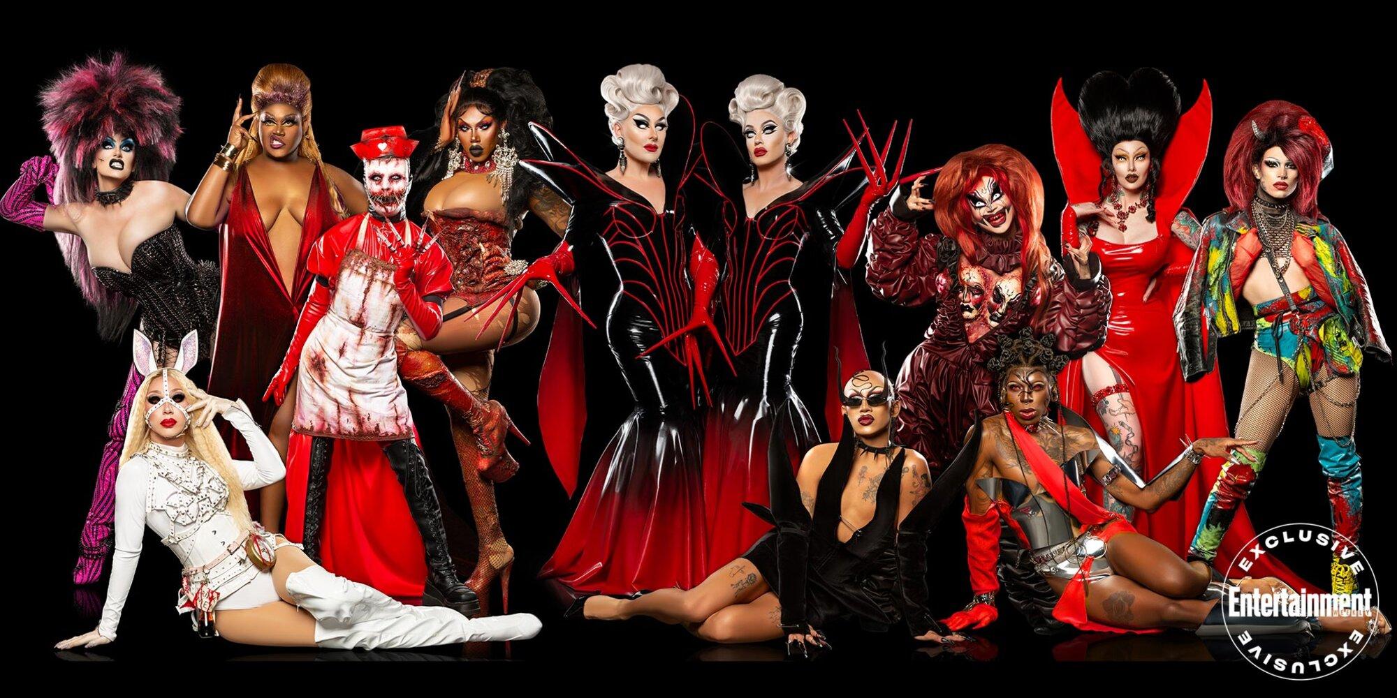 <em>The Boulet Brothers' Dragula</em> season 4 cast revealed: Meet the killer contestants