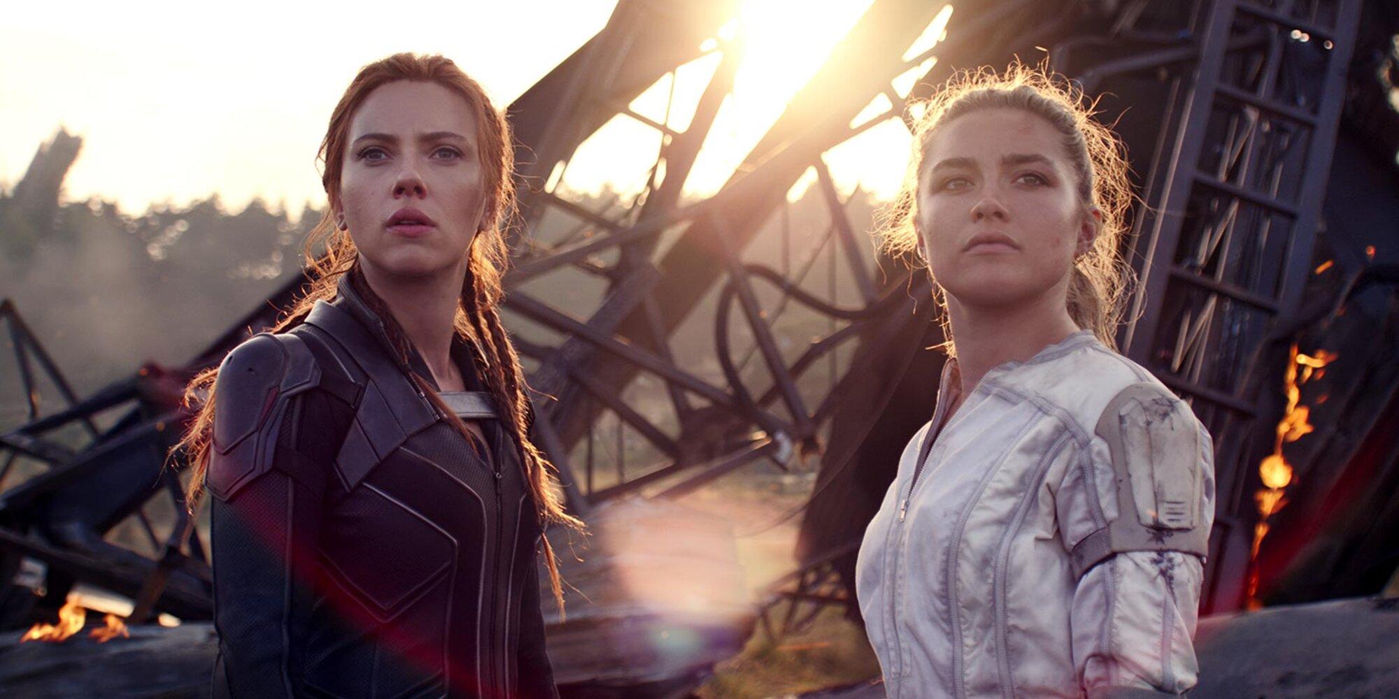 First Black Widow reactions arrive: Scarlett Johansson 'a triumph,' Florence Pugh 'rules'.jpg