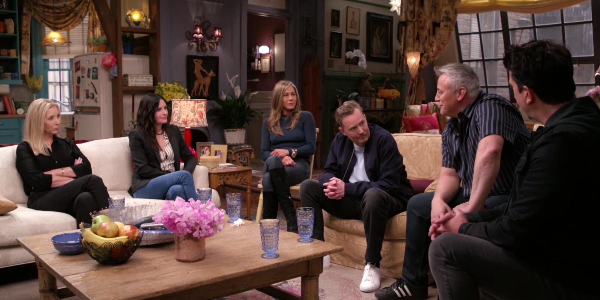 Watch the 'Friends' cast reunite in first trailer for HBO Max special