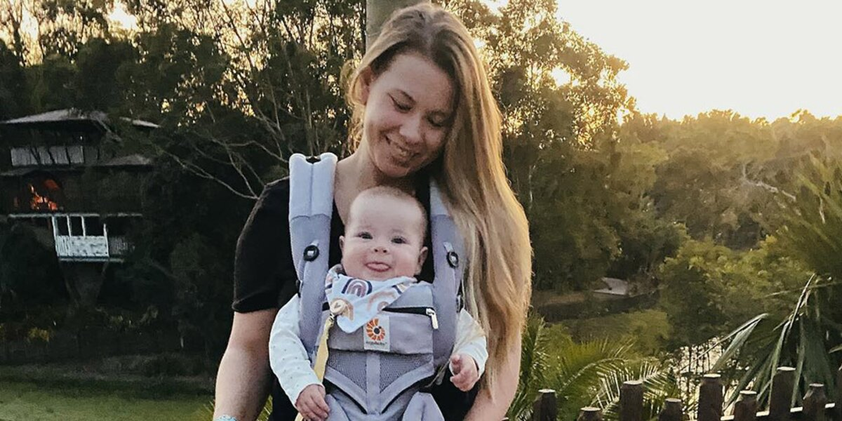 Bindi Irwin and Baby Grace Are All Smiles in Cute Photo Snapped By Husband Chandler Powell.jpg