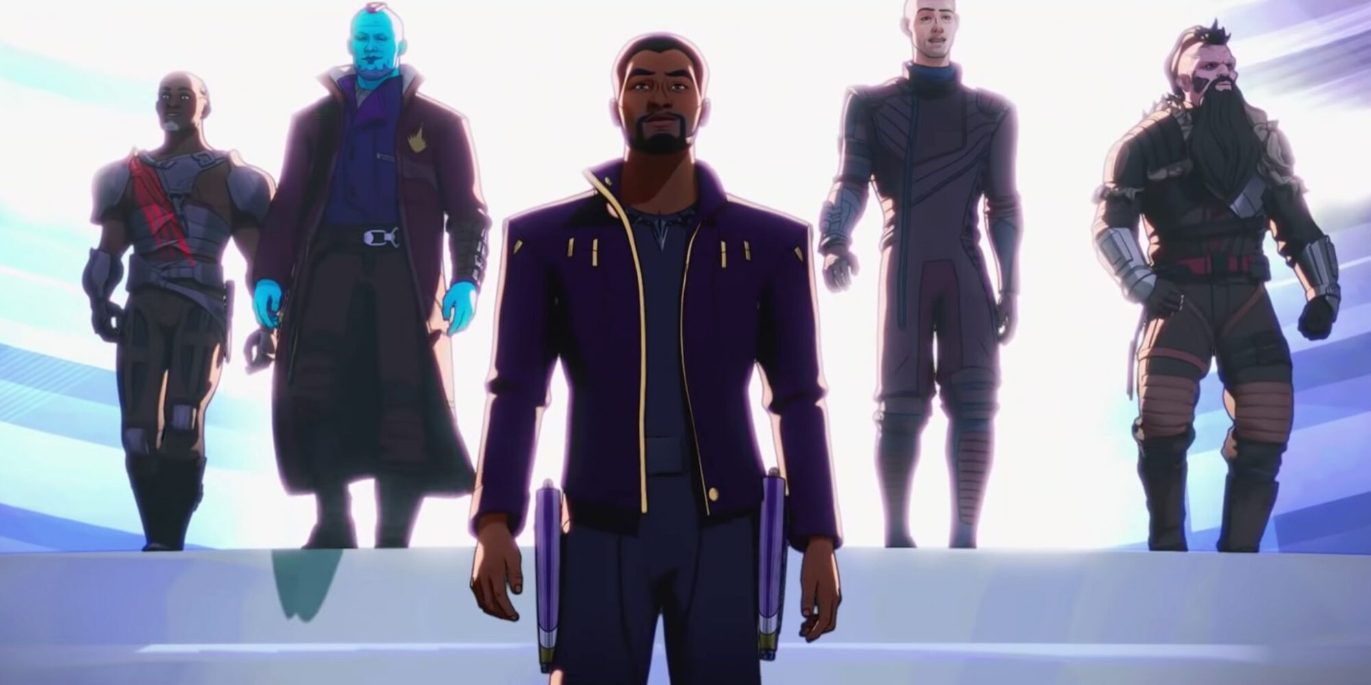 Hasbro unveils new Marvel's 'What If…?' figurines, including Chadwick Boseman's T'Challa Star-Lord