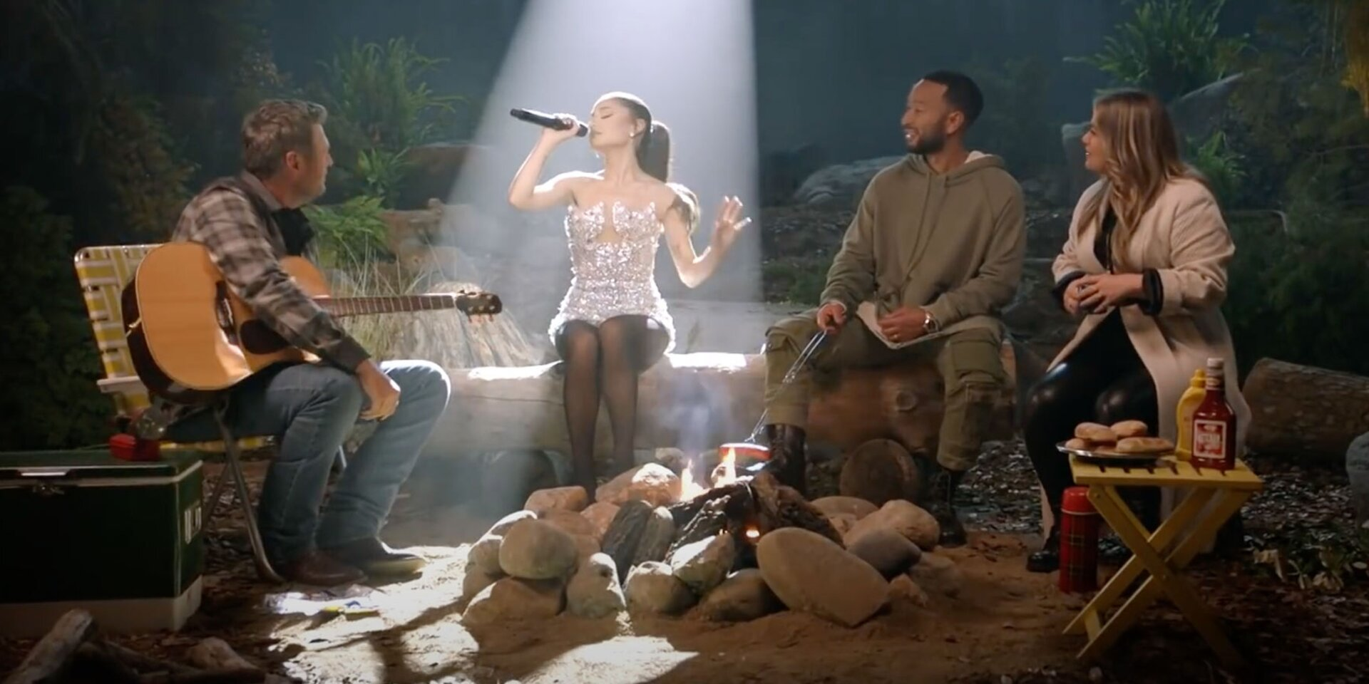 Ariana Grande Covers 'Hopelessly Devoted to You' in The Voice Trailer — and Olivia Newton-John Approves!.jpg