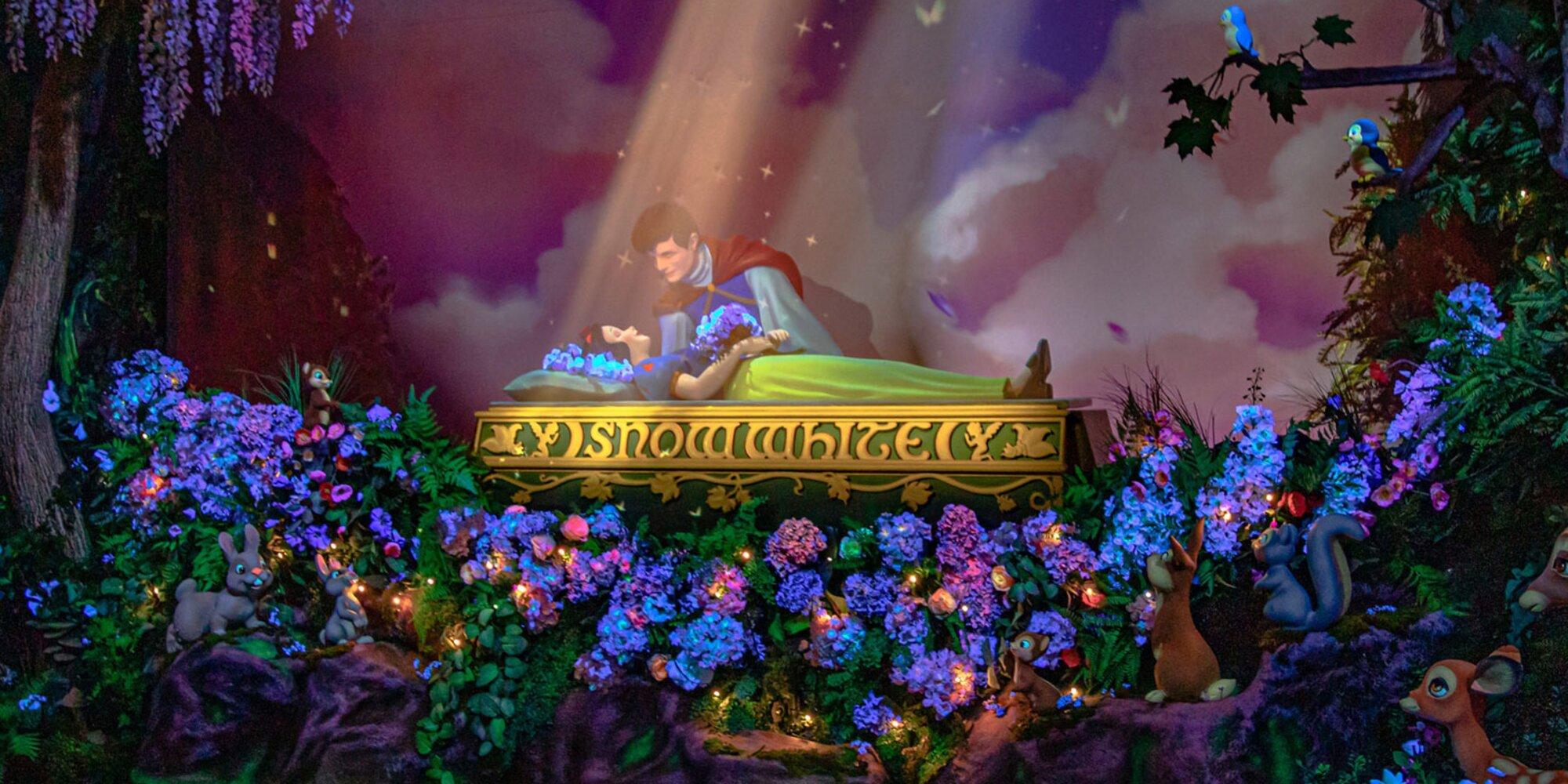 Disney Imagineer responds to backlash over Snow White ride's 'non-consensual' kiss