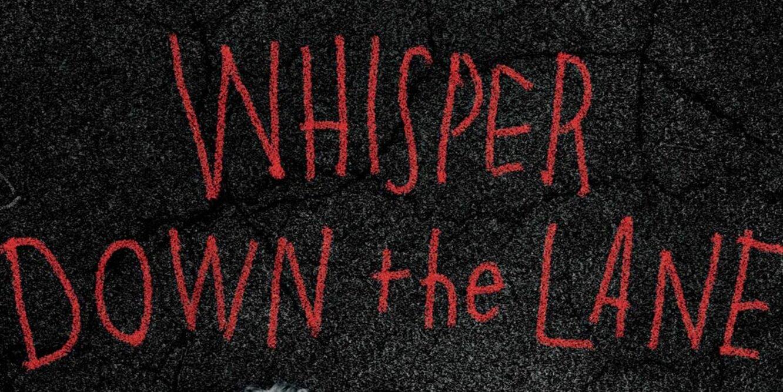 'Whisper Down the Lane' author reveals how childhood terrors inspired his horror novel