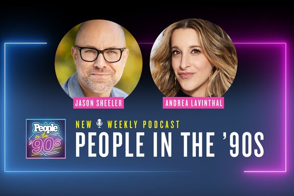 PEOPLE in the 90s podcast tout image
