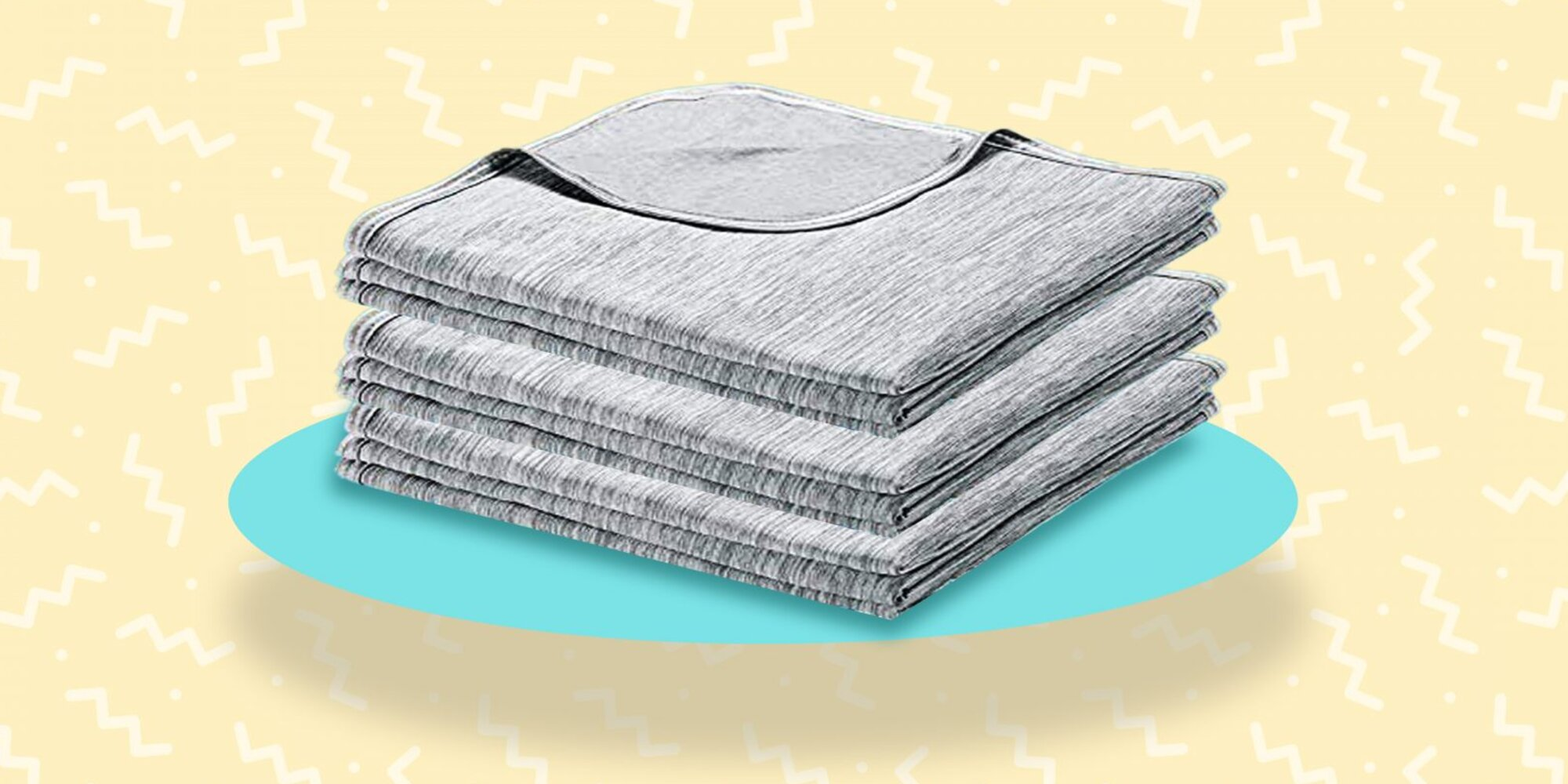 This 'Magic' Blanket Makes Skin Feel 5 Degrees Cooler—and Shoppers Say It's Perfect for Hot Flashes