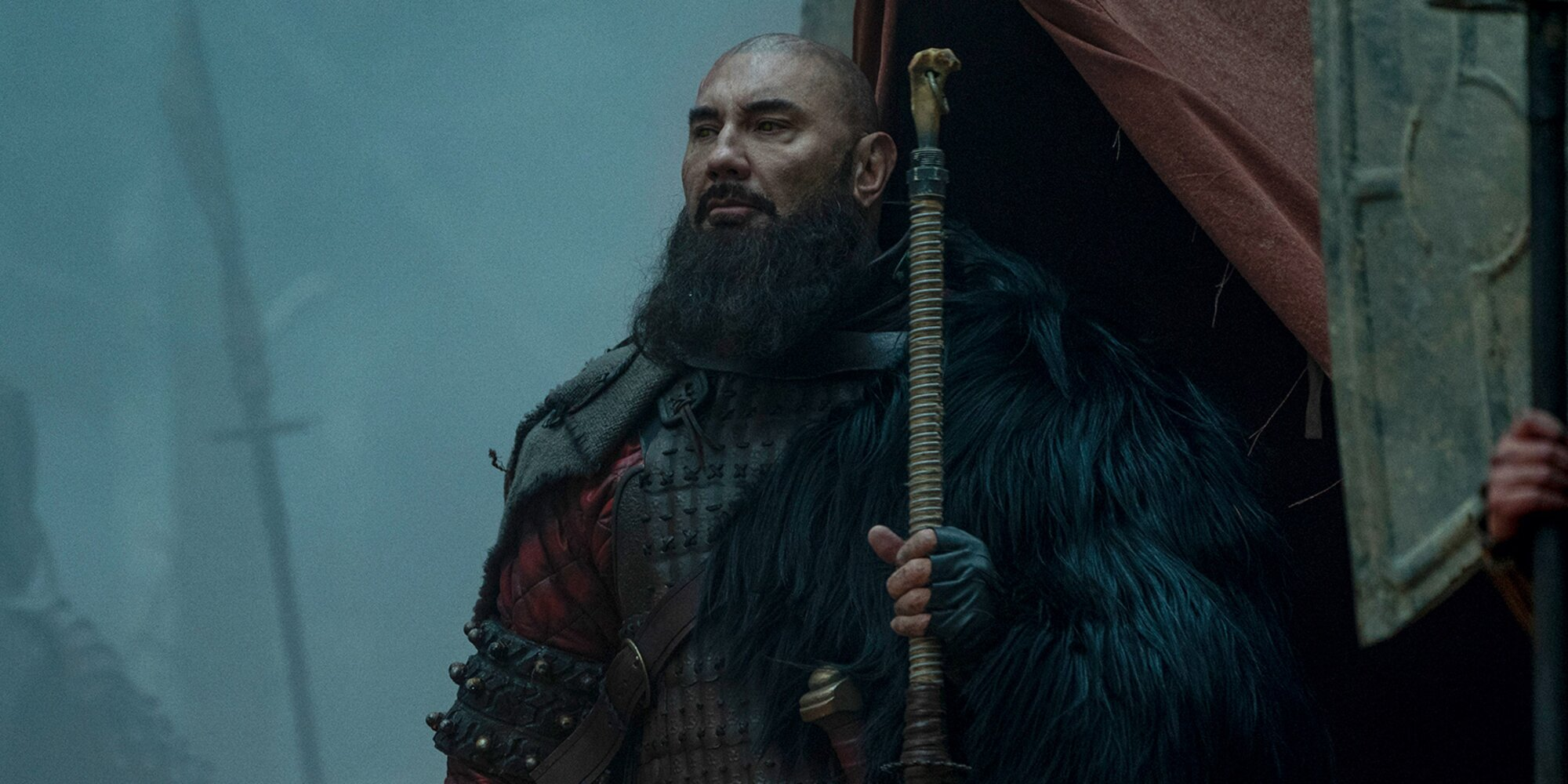 Dave Bautista and Jason Momoa square off in epic 'See' season 2 trailer