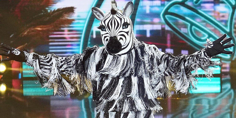 'The Masked Dancer' recap: Zebra eliminated, revealed as celebrated athlete – Entertainment Weekly