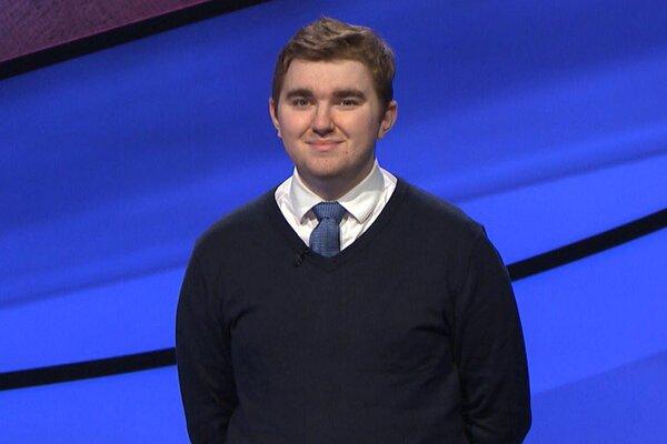 Jeopardy - Brayden Smith