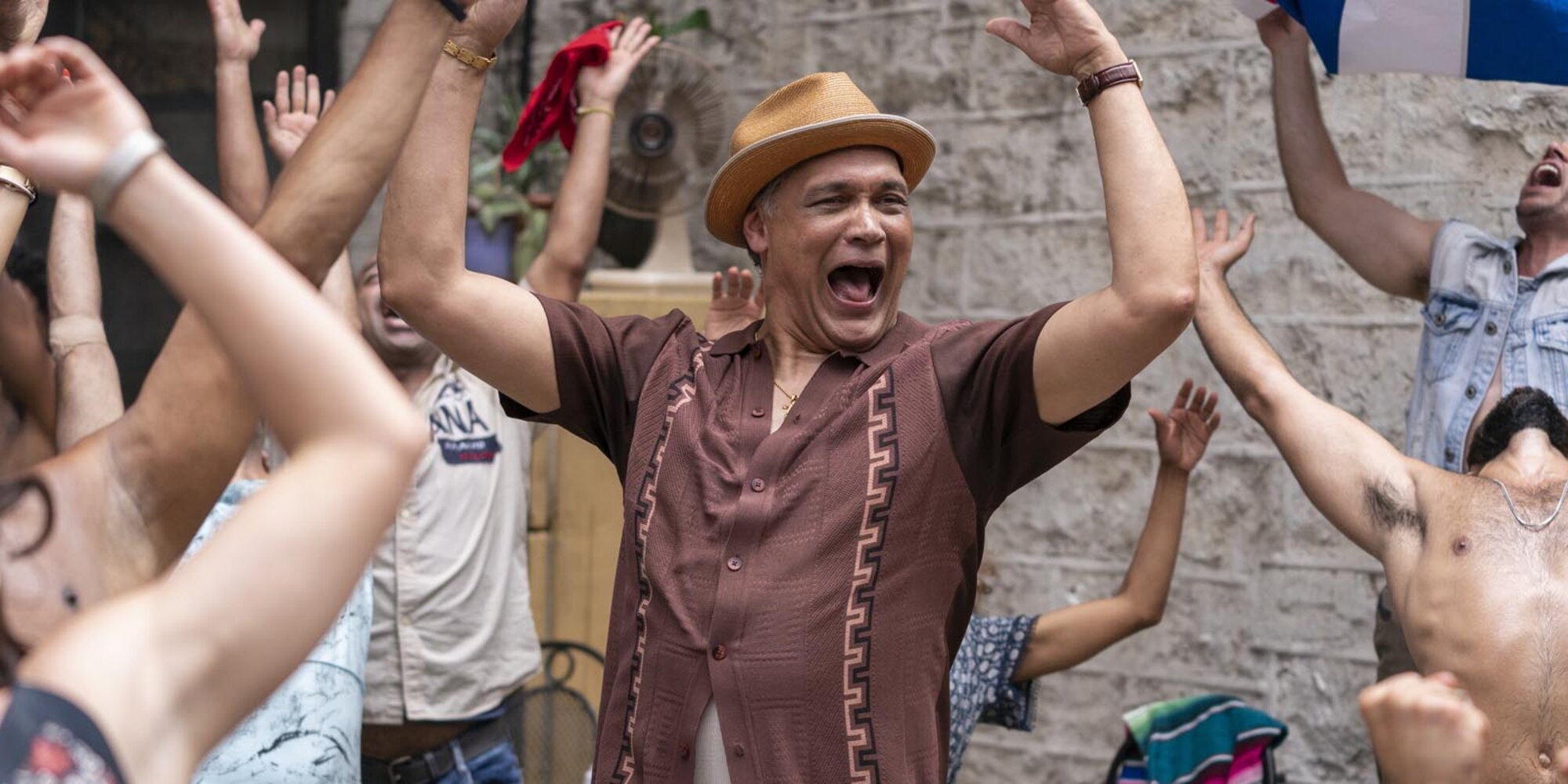 Jimmy Smits submitted an NYPD Blue singing scene to prove his musical chops for In the Heights role.jpg