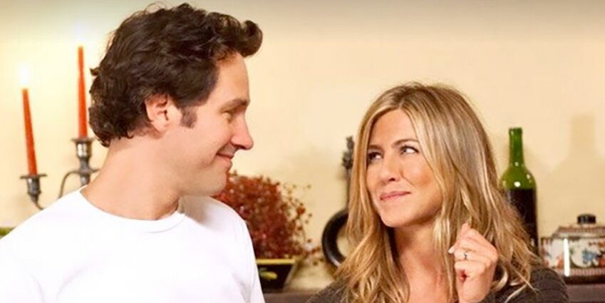 Jennifer Aniston Wishes Paul Rudd a Happy 52nd Birthday as She Jokes 'You Don't Age, Which Is Weird'.jpg