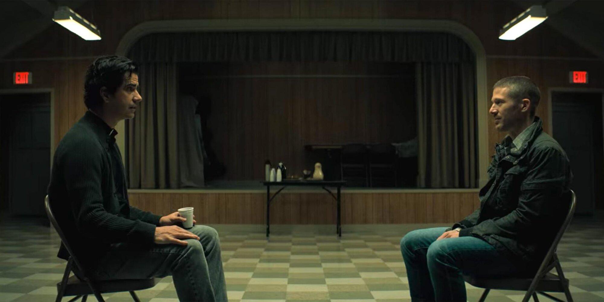 'Midnight Mass' team deconstruct that tense, pivotal first AA scene