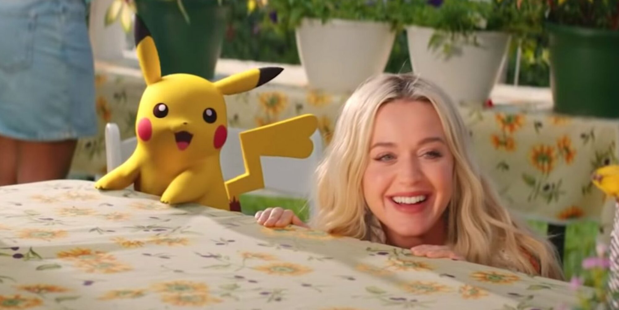 Katy Perry and Pikachu go on a glow-up journey in adorable 'Electric' music video.jpg