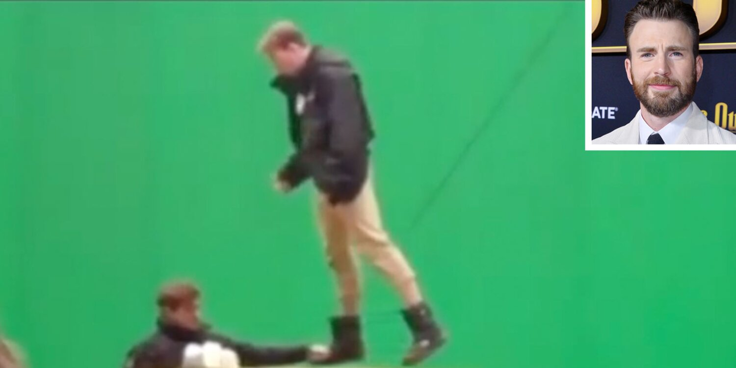 Chris Evans Shares Candid Footage Shot by His High School Friends from Captain America Set.jpg