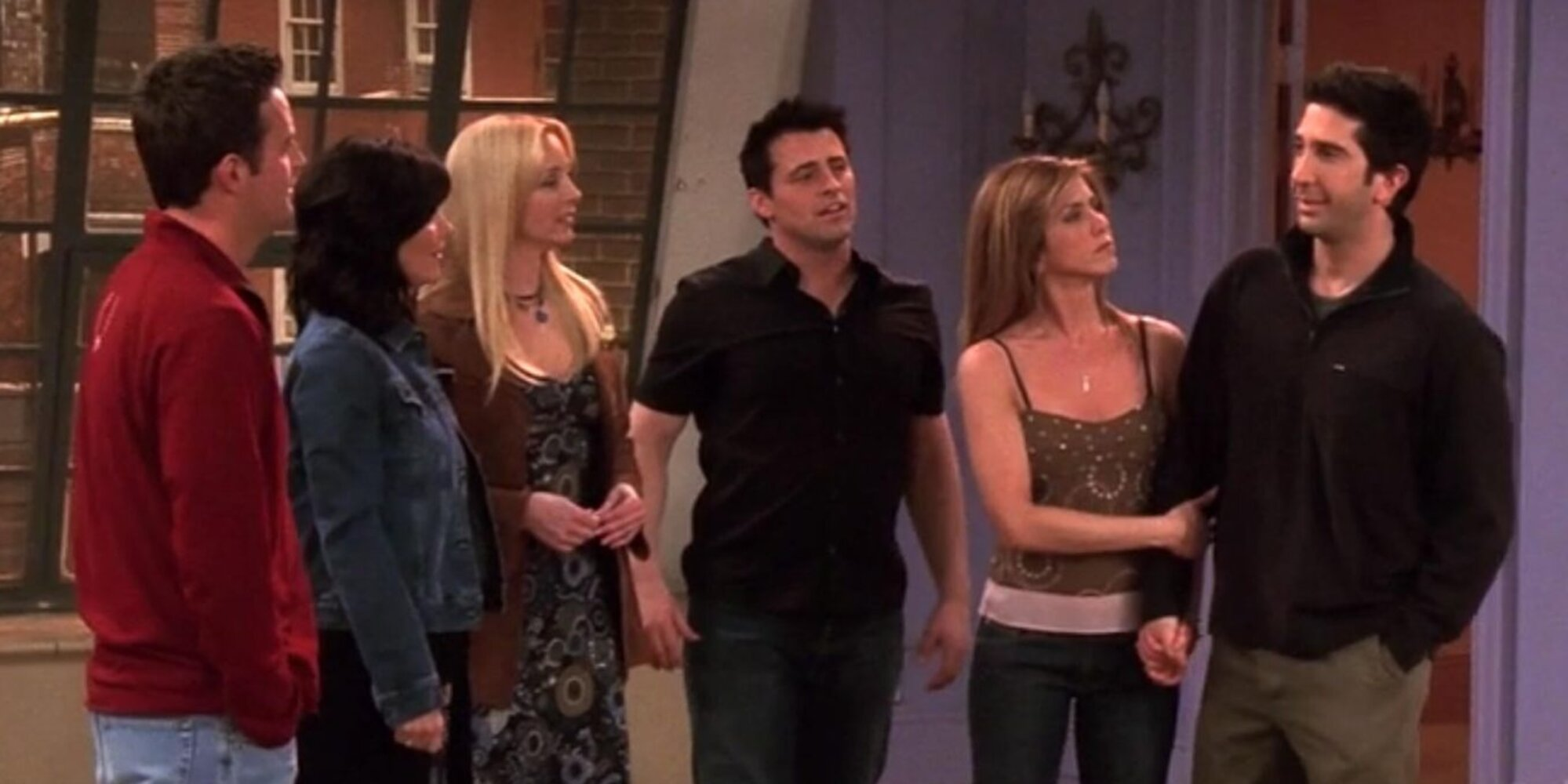 Reunited 'Friends' cast shares never-before-told memories from finale