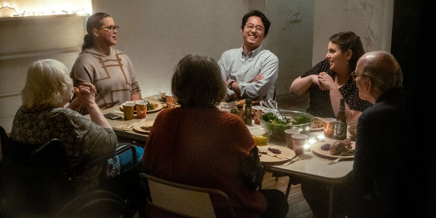 Amy Schumer, Beanie Feldstein and Steven Yeun Star in Emotional and Haunting The Humans Trailer.jpg