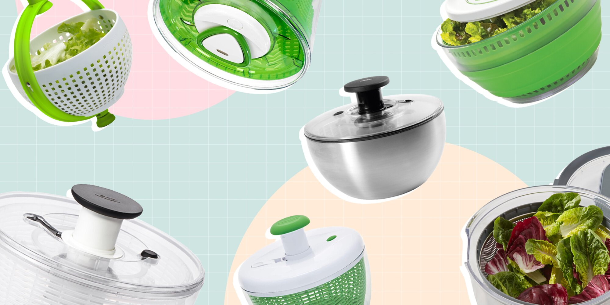 The Best Salad Spinners, According to Our Test Kitchen