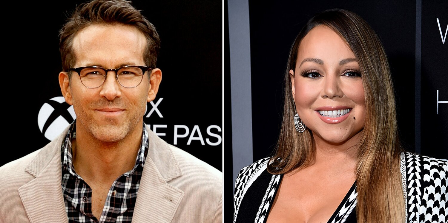 Ryan Reynolds Opens Up About Using Mariah Carey's Song 'Fantasy' in Free Guy: 'I Am a Huge' Fan.jpg
