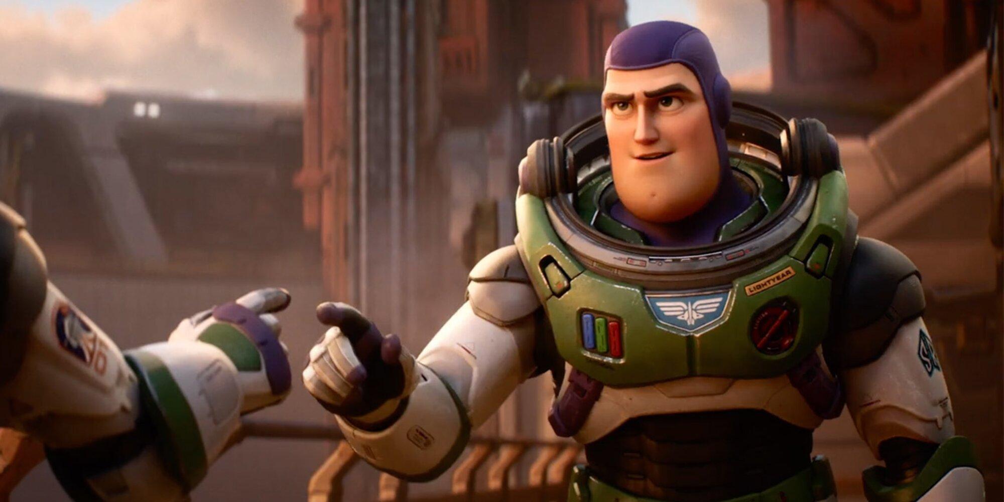 Chris Evans is Buzz Lightyear in Pixar's Lightyear teaser trailer | EW.com