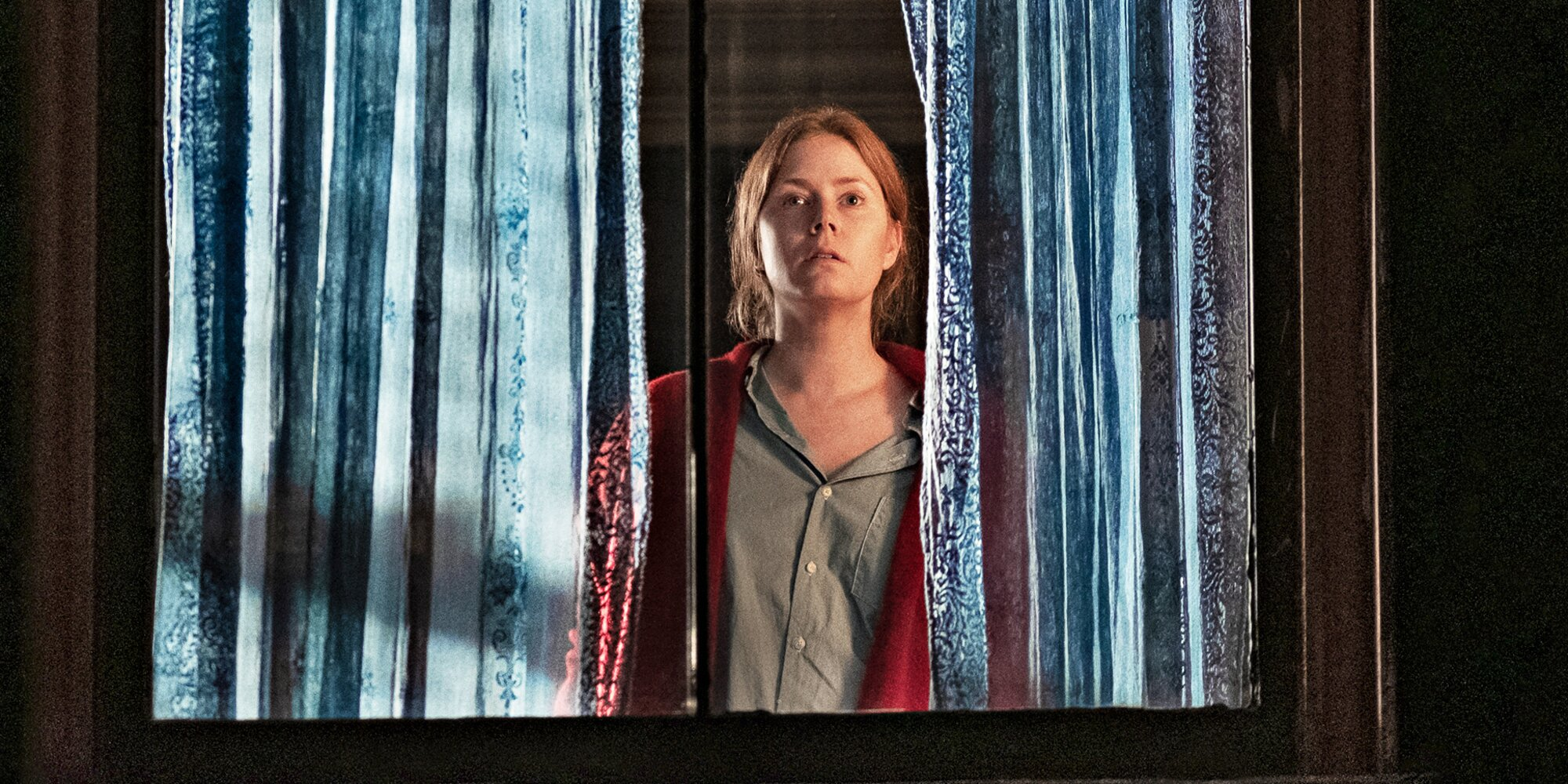 'The Woman in the Window's long and fittingly bizarre journey from best-seller to Netflix thriller