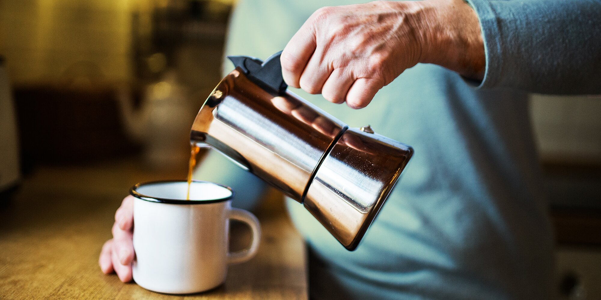 Drinking This Much Coffee Each Day May Lead to Brain Shrinkage and Increase Dementia Risk