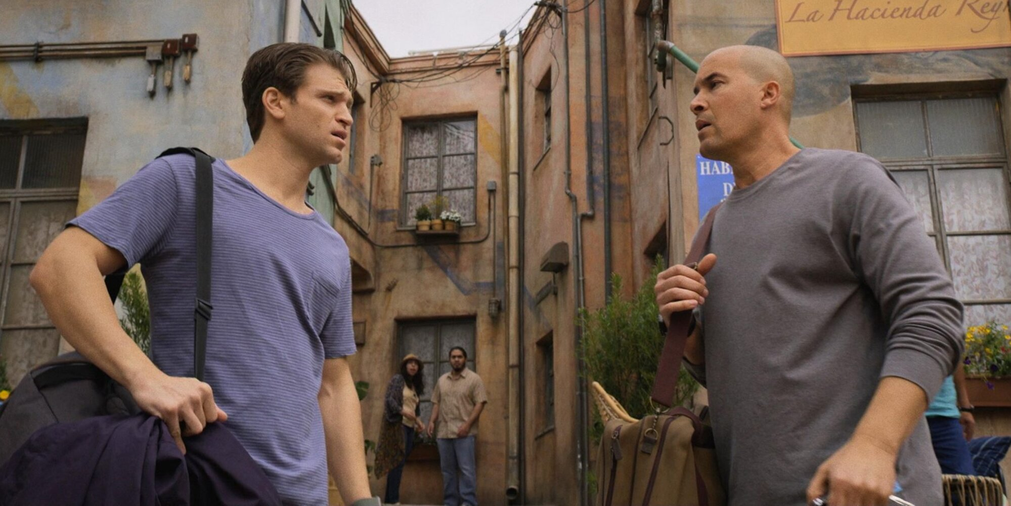 'Walker' star Coby Bell previews what's next for Captain James and Liam's investigation