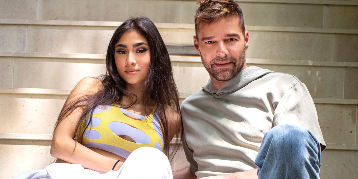 Ricky Martin Teases New Song 'Qué Rico Fuera' Featuring Paloma Mami: It's 'All About Celebration'.jpg