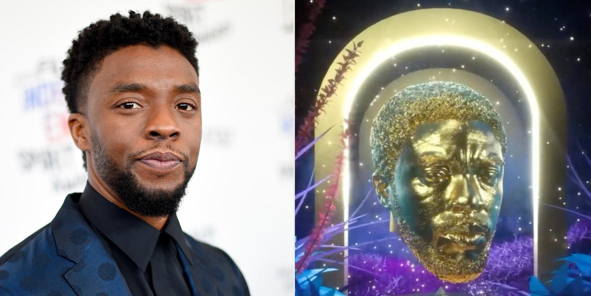 Artist apologizes for 'triggering' Chadwick Boseman NFT Oscars art