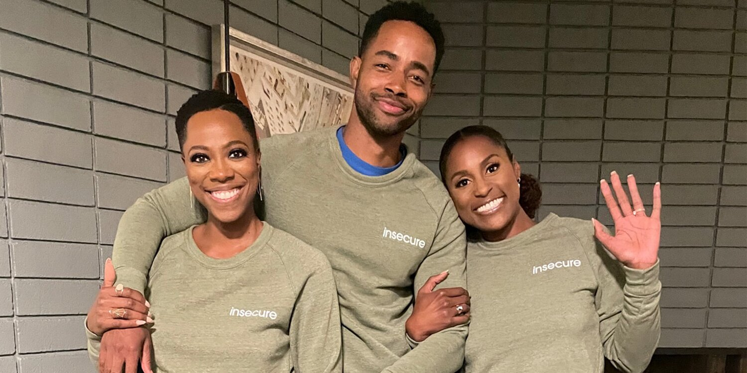 Issa Rae and Insecure costars share emotional posts from final day of filming HBO series.jpg