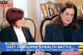 Ozzy Osbourne health battle