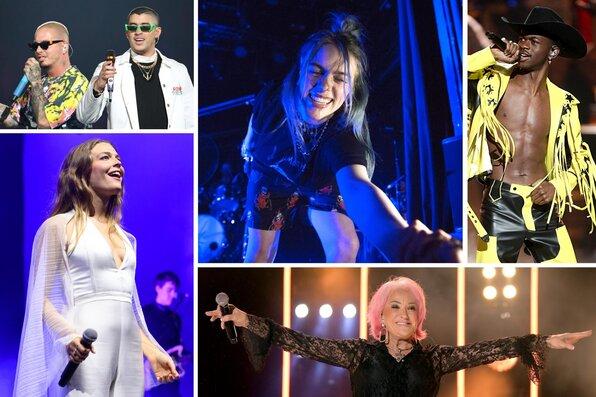 Grammy Predictions