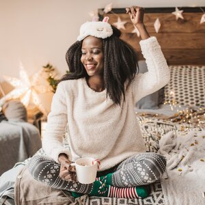 4 Holiday Party Outfits To Wear For 2020 From Nap Dresses To Sequin Tops Instyle