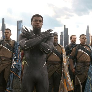 The Future Of Black Panther After Death Of Chadwick Boseman Ew Com