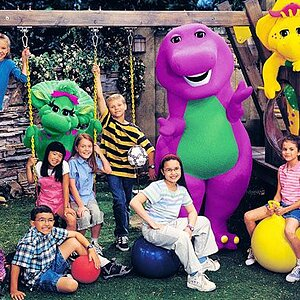 15 Years Later The Barney Crew Remembers Adorable Fun Facts About