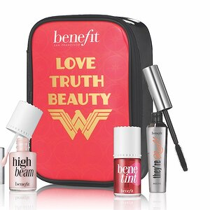 Benefit's new makeup kits have everything you need to go